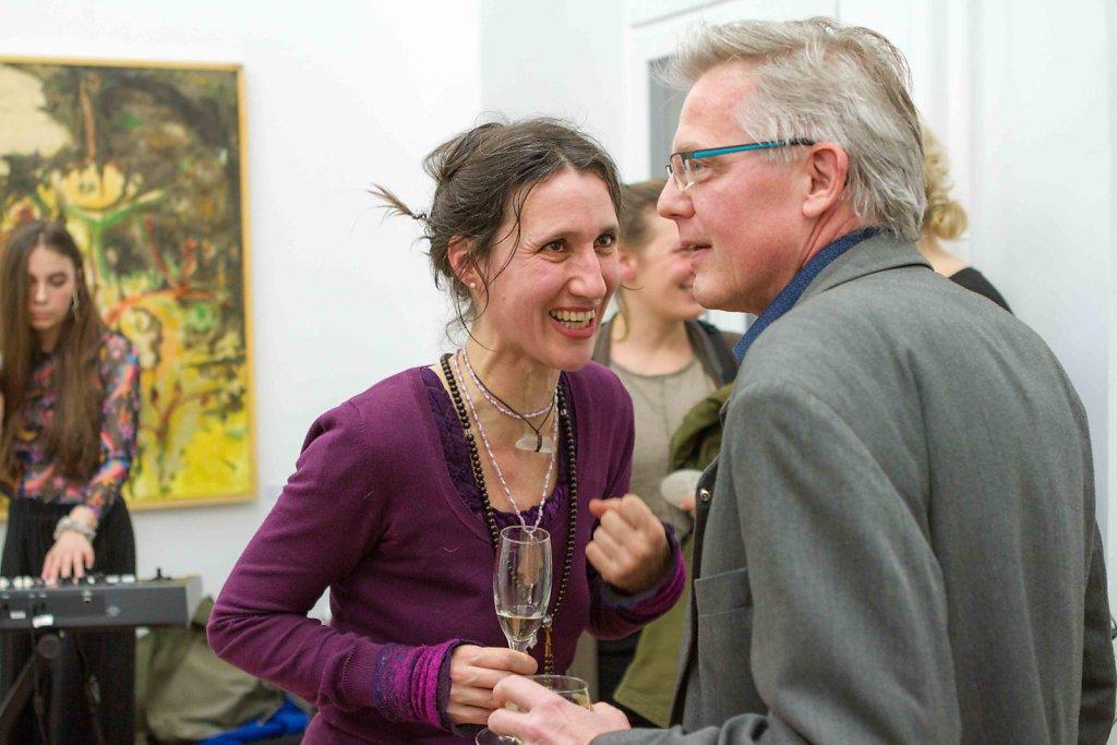 Michael Mashofer, Karin Harboe