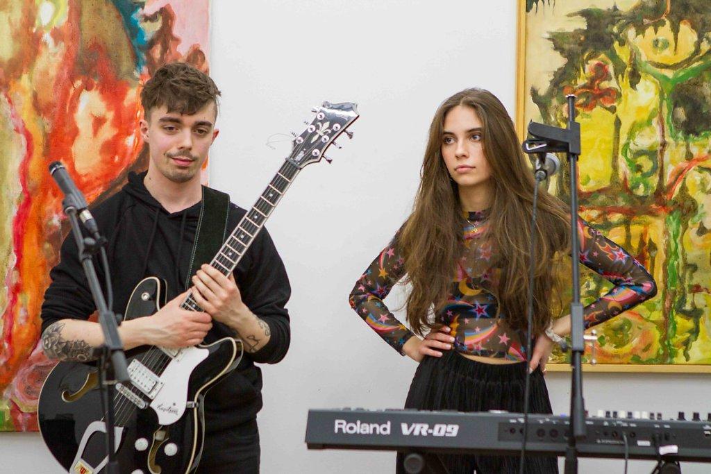 Léon & Larissa from OpaLaXy